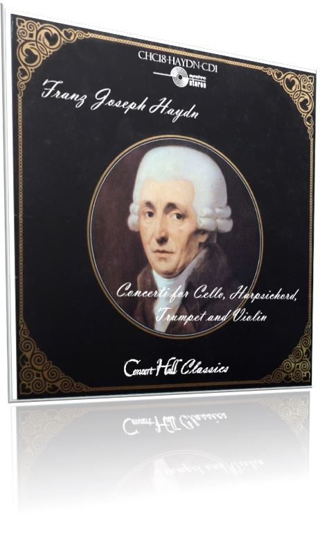 CHC18-HAYDN-CD1 - Click to view Purchase page and audition an MP3 sample