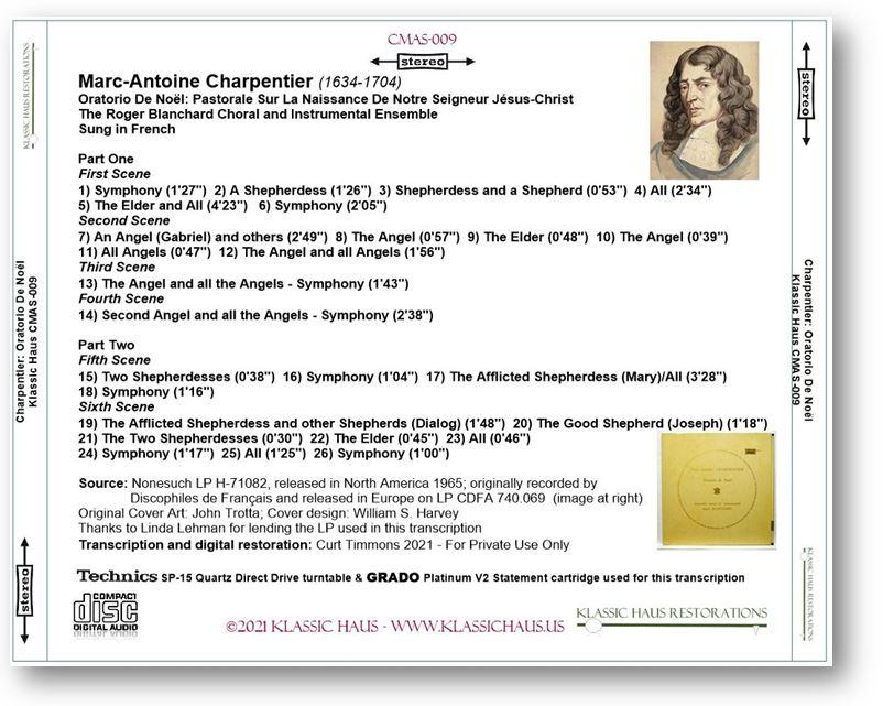 CMAS-009 tray - Click to view larger image