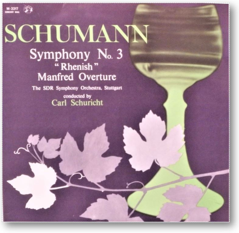 Carl Schuricht conducts Schumann - Click to download MP3 file