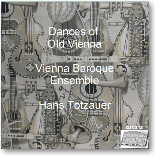 Dances of Old Vienna - Click to view Purchase page