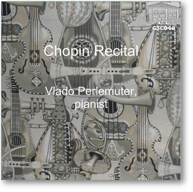 GSC046 - Vlado Perlemuter plays Chopin - Click to view Purchase page