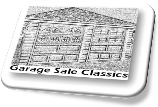 Go to Garage Sale Classics page