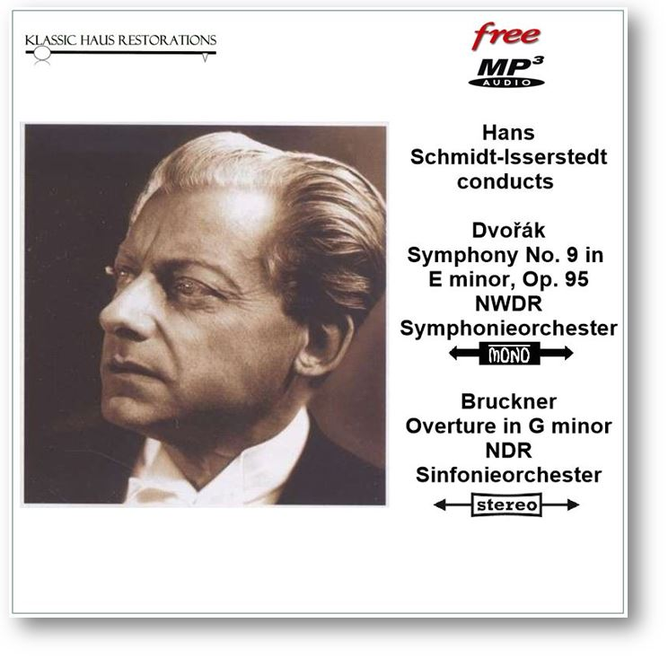 Hans Schmidt-Isserstedt conducts - Click to download free MP3 file
