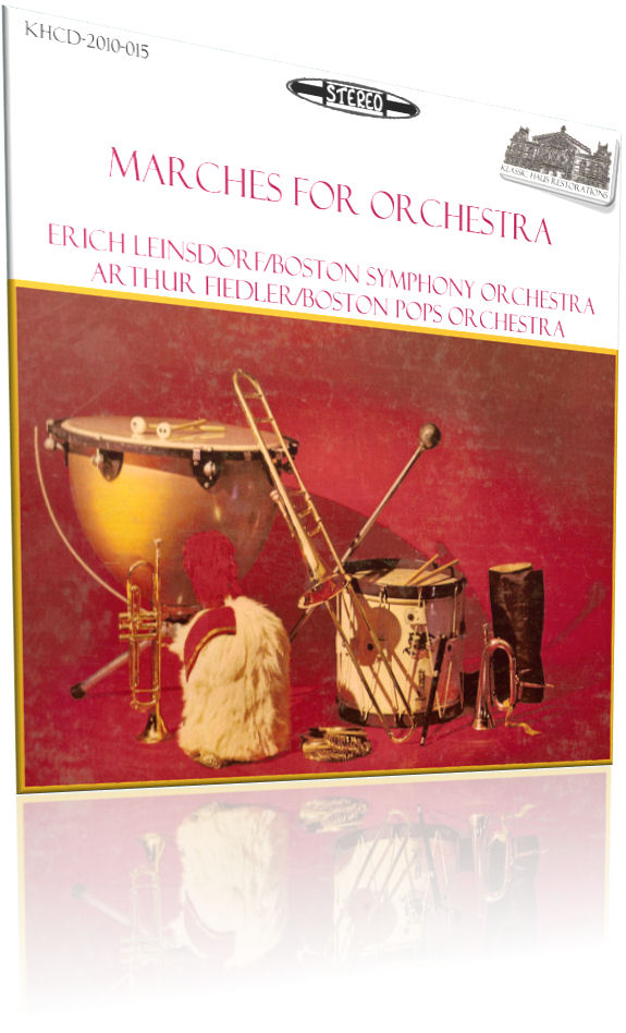 Marches for Orchestra - Click for an MP3 sample