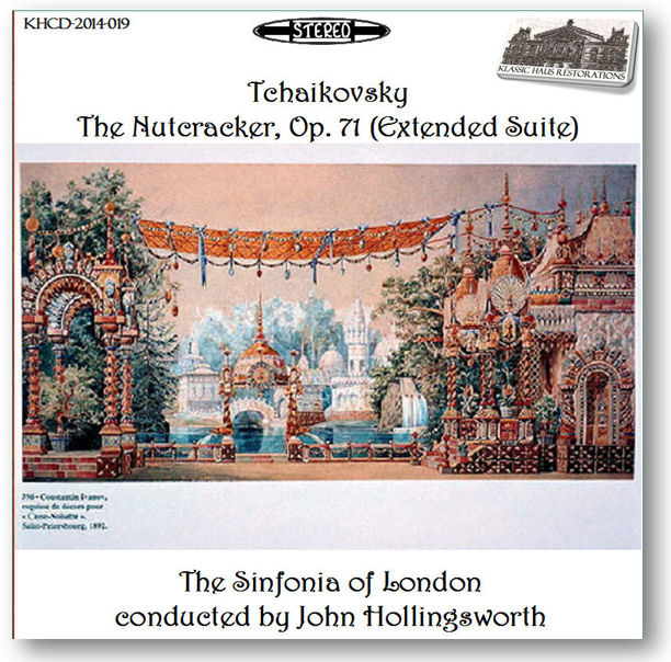 Tchaikovsky: The Nutcracker (Extended Suite) - Click to view Purchase page