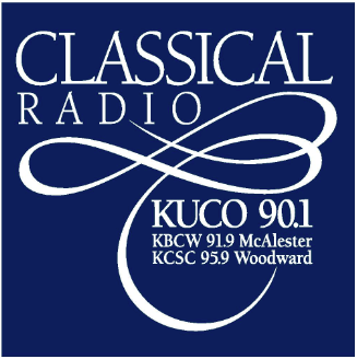 Oklahoma's Choice for Classical Music - go to www.kucofm.com