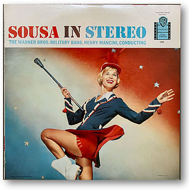 Henry Mancini conducts Sousa - Click to go to download link